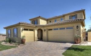 Blue Horizons-Standard-Pacific Homes  Garage Door
