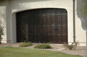 Camelot Steelhouse Tehama  Garage Door
