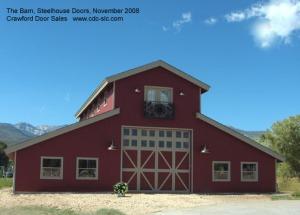 Crawford Door Sales_The Barn_ Garage Door
