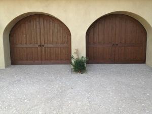 Salcito Homes  Garage Door