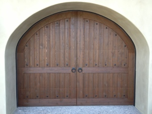 Salcito Homes  Garage Door