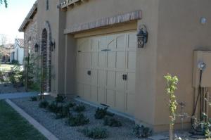 Shea Encanterra Garage Door