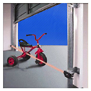 Garage Door Safety Beams How Do They Work The Garage