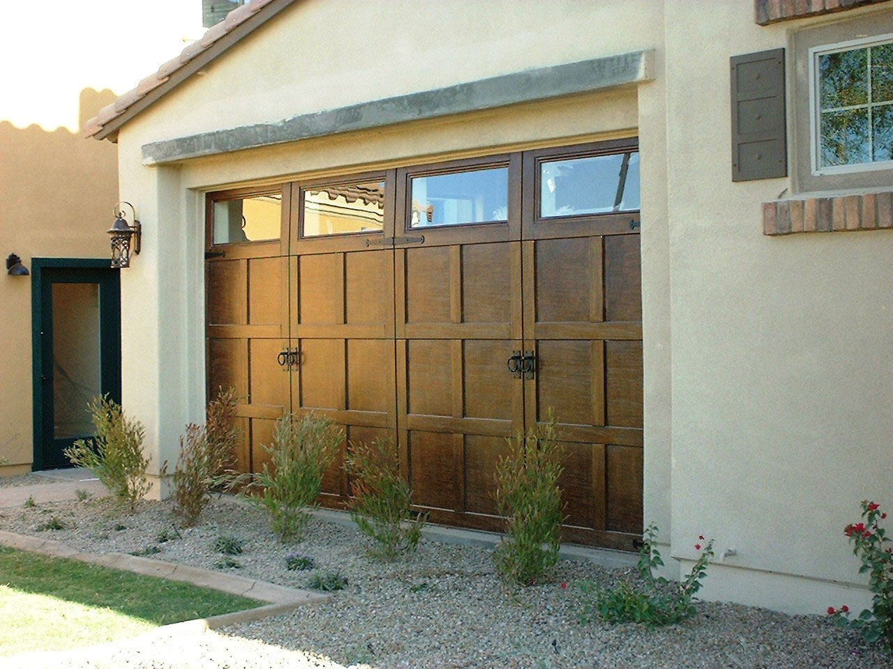960 #936C38 Garage Door Windows The Garage Door Weblog pic First Garage Doors 36211280