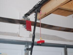 1st United Door Technologies Garage Door Emergency Release Latch The Garage Door Blog